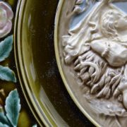 Starožitné talíře Blansko Schütz