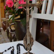 Starožitný křížek našich předků