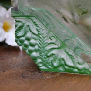 Luxusní starožitná likérová sada ART-DECO