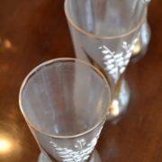 Starožitná secesní nápojová souprava
