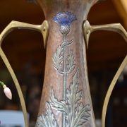 Starožitná secesní váza
