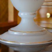 Malovaná starožitná váza