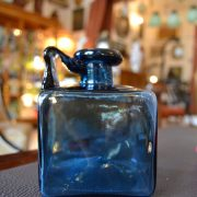 Starožitný kalamář ze skla