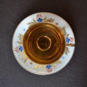 Luxusní čajový porcelánový servis