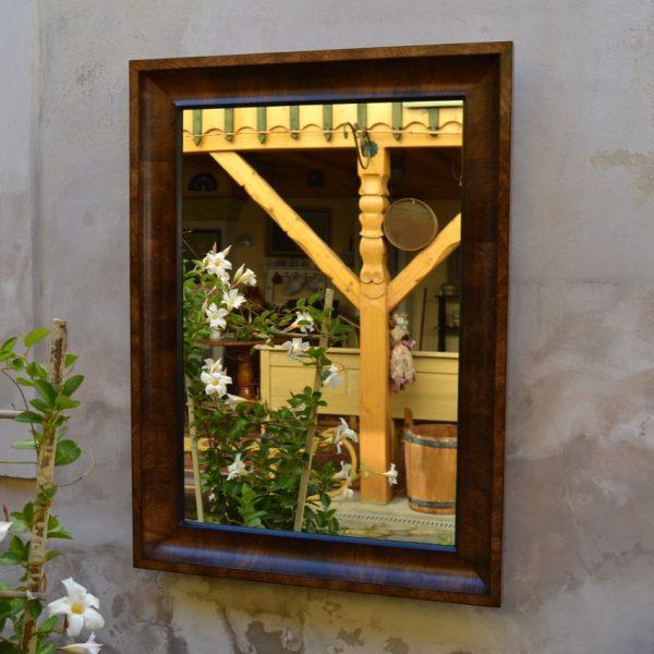 Starožitné zrcadlo - biedermeier