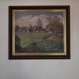 Starožitný obraz J.Sonnleitner