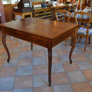 Starožitný rozkládací stůl z dubu