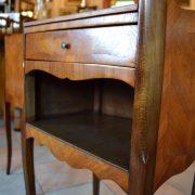Párové rokokové starožitné stolečky