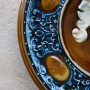Starožitný talíř Olomučany
