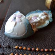 Starožitná porcelánová kropenka