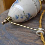 Krásný starožitný stahovací lustr-stahovačka
