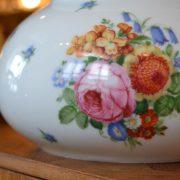 Prvorepubliková porcelánová váza