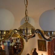 Starožitný lustr